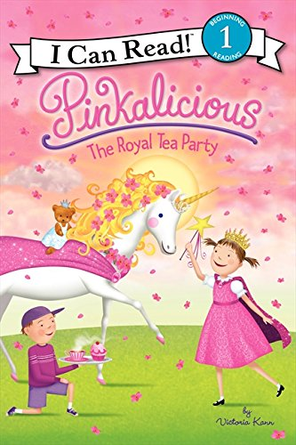 3 best pinkalicious royal tea party