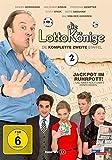 Die LottoKönige - Die komplette zweite Staffel [2 DVDs]