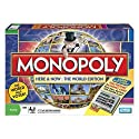 Monopoly Here & Now World Edition with Bonus Monopoly Express Game
