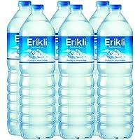Erikli Bottled Natural Mineral Water PET - 6 x 1.5 Litre