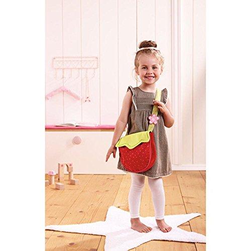 Haba 302608 Kinder-Tasche Erdbeere