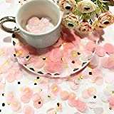 Circle Tissue Paper Confetti Table Dots Glitter
