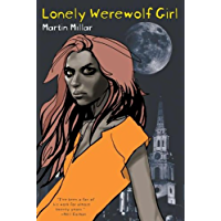 Lonely Werewolf Girl book cover