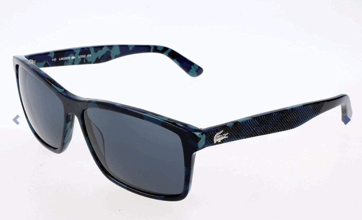 Amazon.com: Lacoste anteojos de sol polarizadas – Gafas de ...