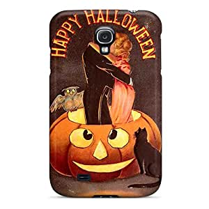 Awesome Case Cover/galaxy S4 Defender Case Cover(vintage Halloween19)
