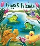 Frogs and Friends, Joanne Barkan, 0794416047