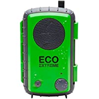 ECOXGEAR GDI-AQCSE Waterproof Portable Speaker/Case for MP3 Player & Smartphone-Green (Certified Refurbished)