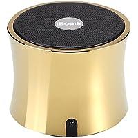 IBomb Thunder Ball TRX570 Turbo Portable Bluetooth Speaker, Gold