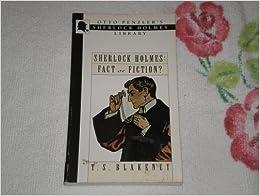 Book Sherlock Holmes: Fact or Fiction?
