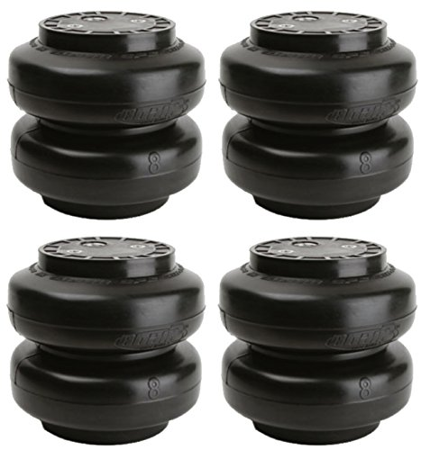 Slam Specialties SS-8 Air Bags Springs Port 250 PSI Custom Suspension 4 Pack