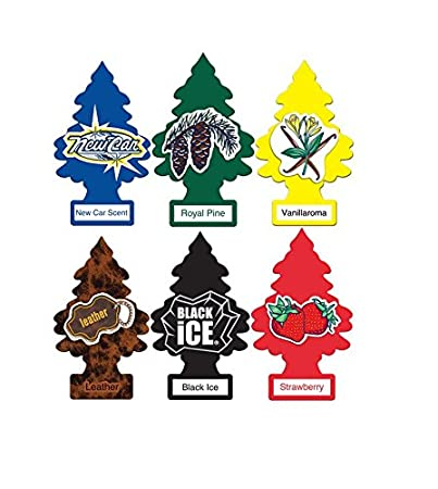img buy Little Trees Air Fresheners Classic Original Scents 6 pack (classic6)