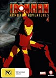Iron Man - Armored Adventures - Volume 4 DVD