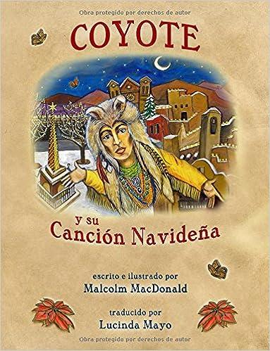Descargar libros de texto gratis para ipad Coyote y su Canción Navideña PDF DJVU FB2