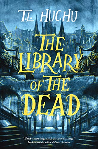 Book Cover: The Library of the Dead