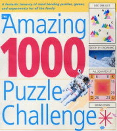 The Amazing 1000 Puzzle Challenge by John Bremner ()