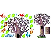 Trend Enterprises Big Oak Tree Bulletin Board Set (T-8026)
