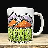 Denver Ceramic Coffee Mug