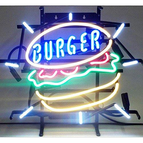 Neonetics Indoor Decoratives Burger Neon Sign