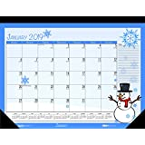"House of Doolittle 2019 Monthly Desk Pad Calendar, Seasonal, 22 x 17"", January-December (HOD139-19)"