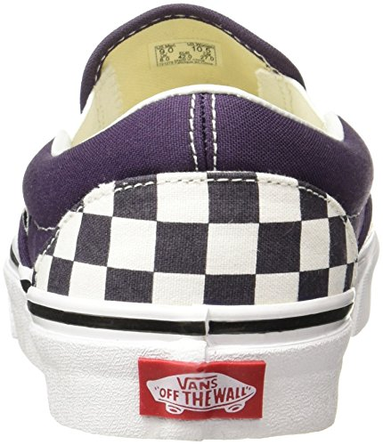 Vans Unisex Classic Slip-On Shoes Checkerboard Nightshade Purple z4cgFCAD