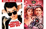 80's Comedy Bundle: Mannequin and Ferris Beuller's Day Off 2-DVD Set