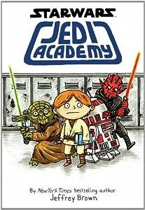 vignette de 'Star Wars : l'Académie Jedi n° 01<br /> Une Nouvelle école (Jeffrey Brown)'