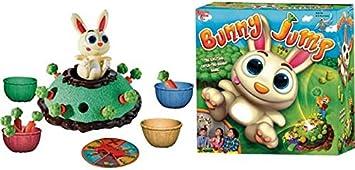 Conejito Jump Juego de mesa.: Amazon.es: Juguetes y juegos