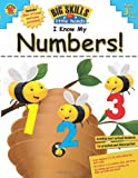 I Know My Numbers!, Grades Preschool - K, , 160996344X