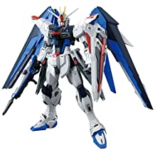 "Bandai Hobby MG Freedom Gundam Version 2.0 ""Gundam Seed"" Building Kit (1/100 Scale)"