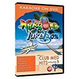 DVD Karaoke Jukebox - Greatest Hits - Volume #5: Club Med
