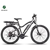 21 velocità, 27,5 pollici Bicicletta elettrica, 36V Invisibility Battery, Suspension Fork, Both Disc Brake, E bike Mountain Bike