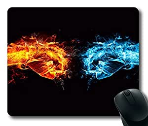 Rectangle mouse pad Diy Design Cool Competition