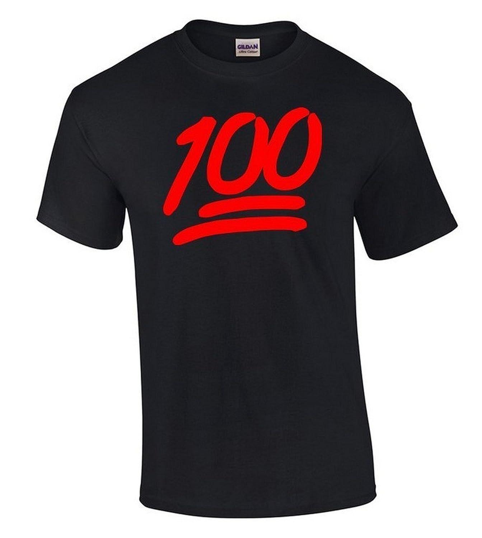 Amazon icustomworld 100 emoji red logo t shirt funny cool amazon icustomworld 100 emoji red logo t shirt funny cool gift shirts clothing buycottarizona
