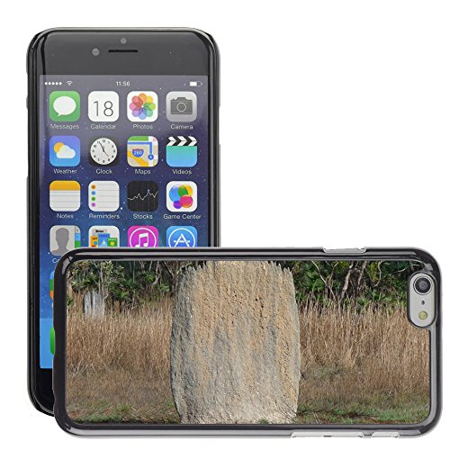 "Bild Hart Handy Schwarz Schutz Case Cover Schale Etui // M00134180 Termiten Nest Natur Insekten // Apple iPhone 6 PLUS 5.5"""