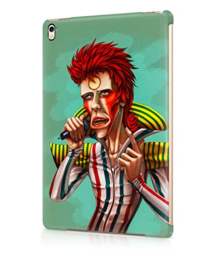 [Ziggy Stardust Costume David Bowie Plastic Snap-On Case Cover Shell For Apple iPad Pro 9.7] (Kevin Mccallister Costume)