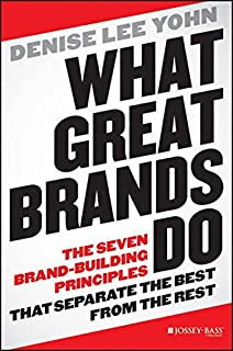 Brand thinking and other noble pursuits debbie millman rob walker what great brands do the seven brand building principles that separate the best from fandeluxe Image collections