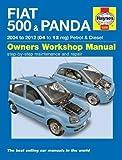 Fiat 500 & Panda Petrol & Diesel Service and Repair Manual: 2004-2012 (Haynes Service and Repair Manuals) by Randall, Martynn (2012)
