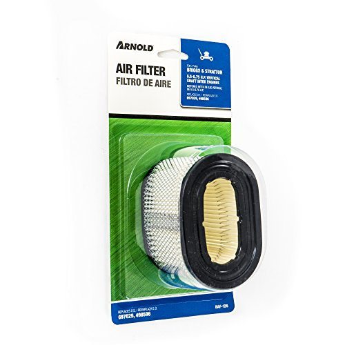 Arnold Briggs & Stratton BAF-126 Air Filter for 5.5-5.75 HP Vertical Shaft Engines