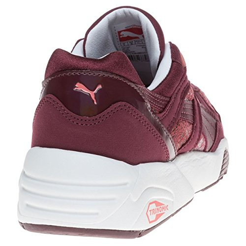 puma bordeaux trinomic