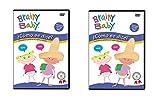 Brainy Baby Como se dice DVD Value Set of 2