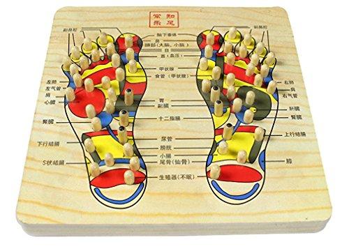 Japanese-Self-Manual-Massage-Tool-Foots-Reflexology-Board-Wood-Type
