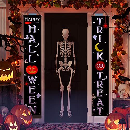 Comprar Decoración Puerta de Halloween colgante - Tienda Online decoración original de miedo terror - Envío Barato o Gratis