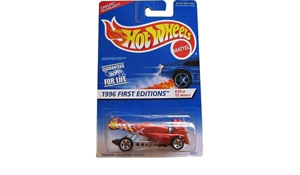 Hotwheels Dogfighter-1996 1st Editions #10 of 12 #375 Mattel