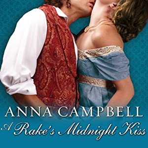 A Rake's Midnight Kiss Audiobook