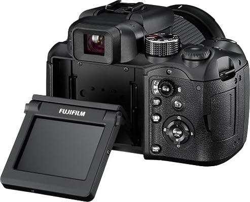 Fujifilm FinePix S100FS - Cámara Réflex Digital 11.1 MP: Amazon.es ...