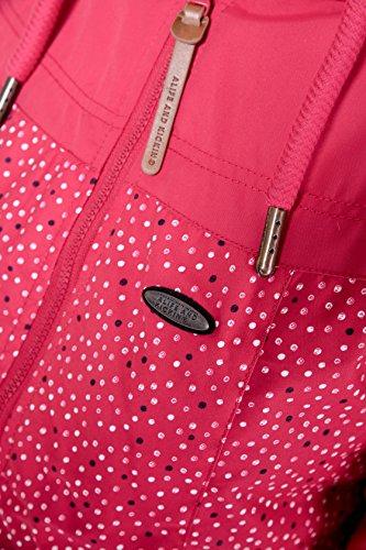 Dots Black Kickin Rouge B Mamba Alife Jacket amp; Fuchsia fqw0EE
