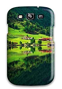 MichaelTH PKLoJqf3926CmMYy Case Cover Skin For Galaxy S3 (beautiful Reflection)