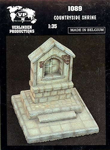 Verlinden Productions 1:35 Countryside Shrine - Resin Detail #1089