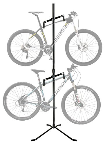 CyclingDeal 2 Bike Bicycle Floor Rack Stand by CyclingDeal (Image #2)