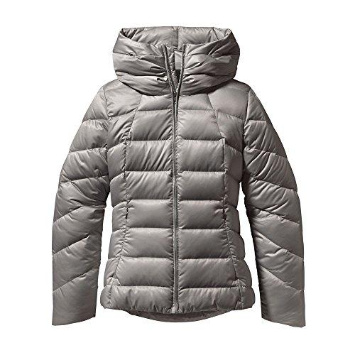 Patagonia Womens Downtown Jacket (M, Drifter Grey)